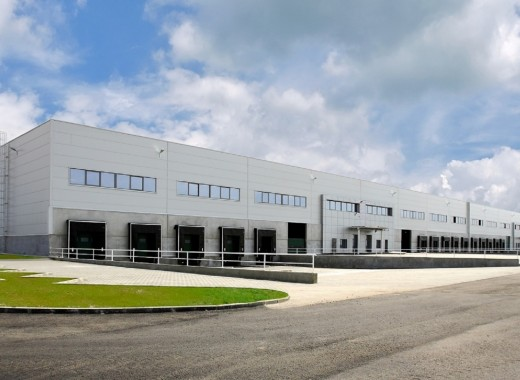 Warehouses for rent - CTP
