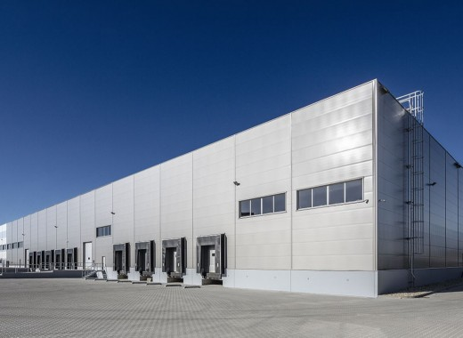 Warehouses for rent VGP